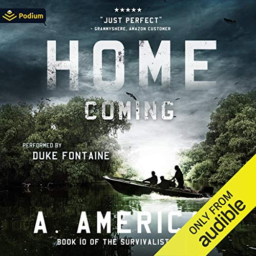 Home Coming cover art