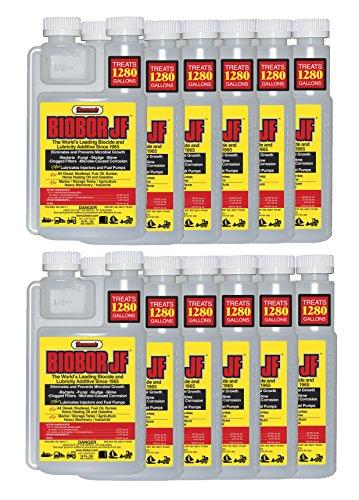 Biobor JF Diesel Fuel Biocide, 1-Gallon, 4-Pack