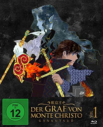 Der Graf von Monte Christo - Gankutsuô Vol. 1 (Ep. 1-8) [Blu-ray]