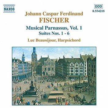 Fischer: Musical Parnassus, Vol.  1