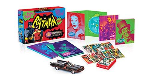 バットマン コンプリートTVシリーズ コレクターズBOX(13枚組) Blu-ray
