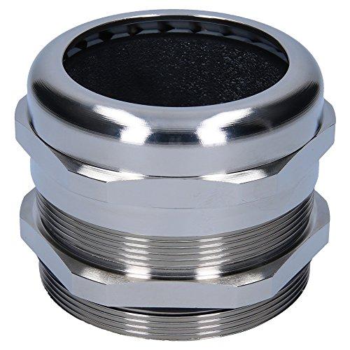 Schlemmer 4220640 Kabelverschraubung M40x1,5 Messing