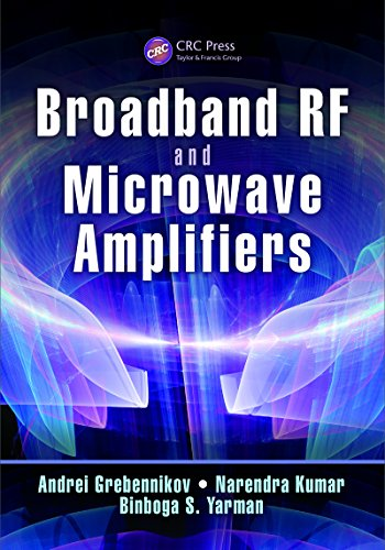 Broadband RF and Microwave Amplifiers (English Edition)