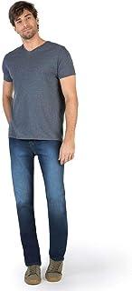 Calça Jeans Slim Stone