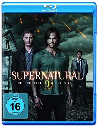 Supernatural - Staffel 9 [Blu-ray]