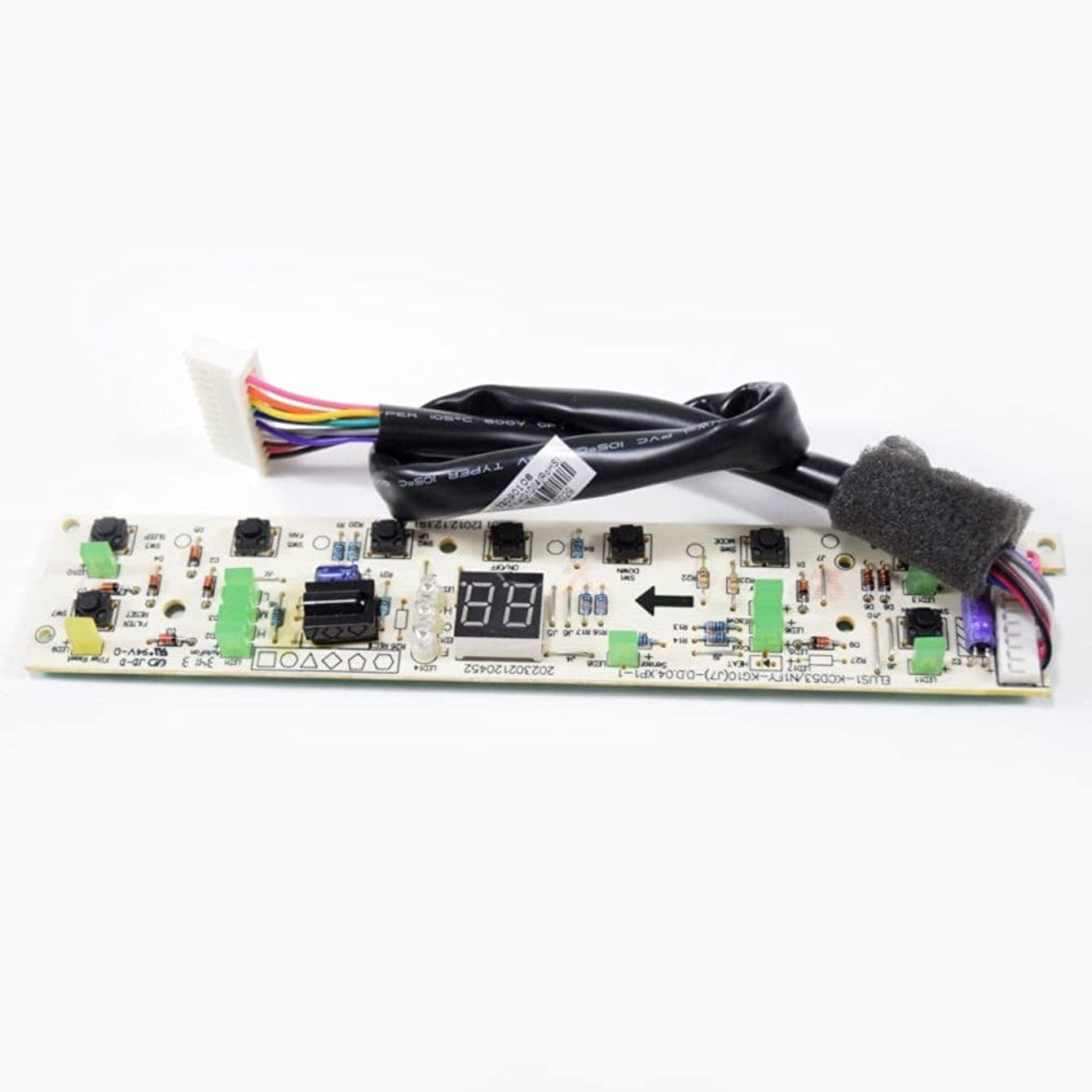 5304483709 Room Air Conditioner Electronic Control Board Assembly Genuine Original Equipment Manufacturer (OEM) Part