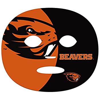 NCAA Oregon State Beavers Game Day Face Tattoo  4 Set  One Size