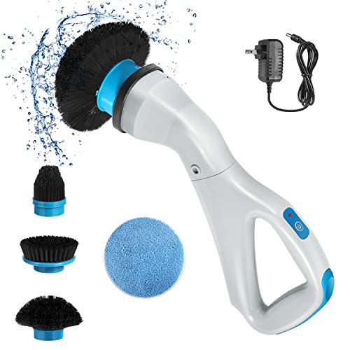 Our #6 Pick is the Fane Electric Bathroom Power Scrubber