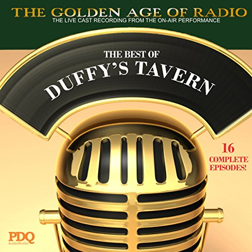 The Best of Duffy's Tavern audiobook cover art