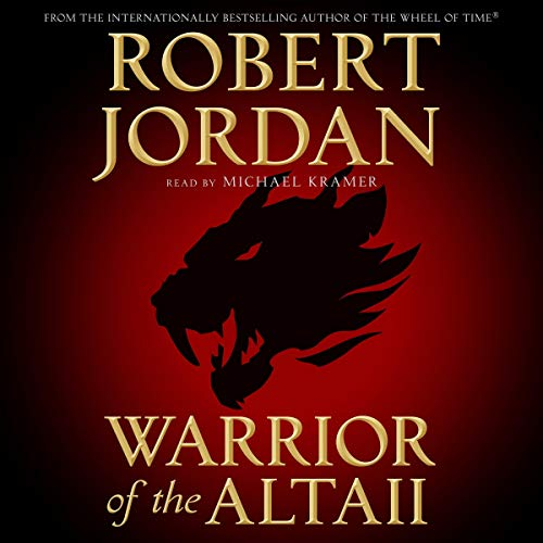 Page de couverture de Warrior of the Altaii