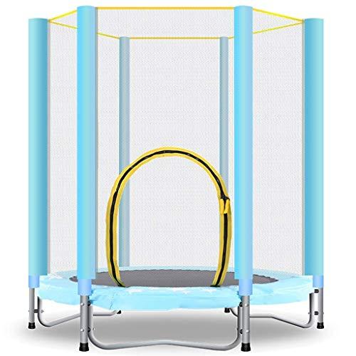 WLD Bounce Bed, Kindertrampoline Familie Indoor Fitness Apparatuur Configuratie Beschermend Net, Volwassen Bounce Bed,
