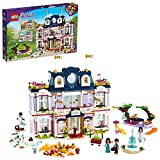 Let kids play out an A-list lifestyle at the Heartlake City Grand Hotel (41684), a feature-packed, 3-story, Parisian-style building toy, complete with seasonal accessories for year-long fun Comes with 4 LEGO Friends mini-dolls – including actress and...