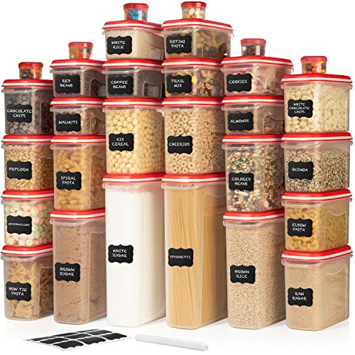 $62 discount on 60-piece food storage containers