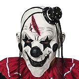 Immagine 2 halloween clown mask si insinua