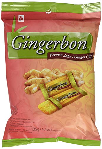 GINGERBON Ingwer Bonbons, 130 g