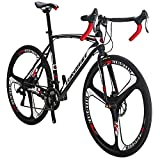 Road Bicycle 700C Frame 54cm for Men and Women 21 Speed Adult Racing Bike RB550