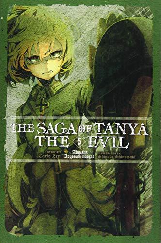 The Saga of Tanya the Evil, Vol. 5 (Light Novel): Abyssus Abyssum Invocat