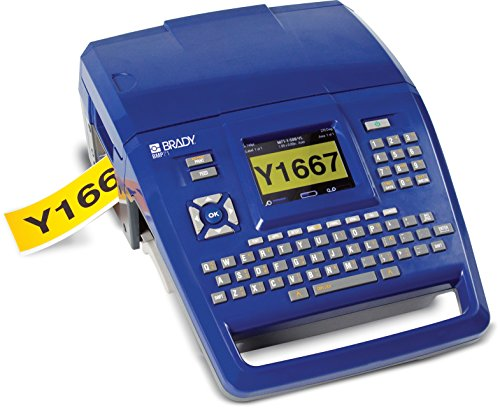 Brady BMP71 Label Printer with Quick Charger and USB Connectivity (BMP71)
