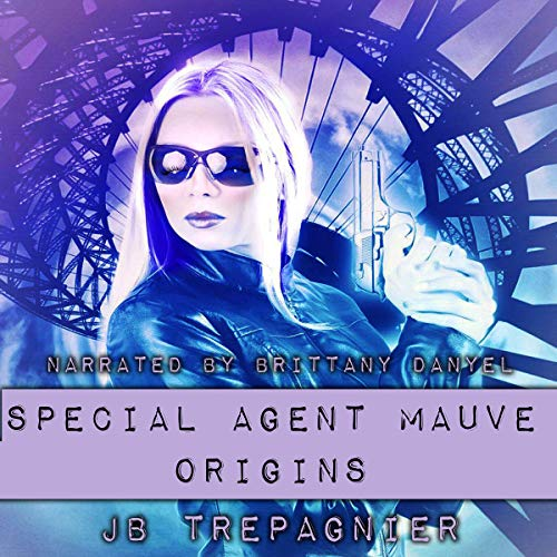 Special Agent Mauve: Origins audiobook cover art