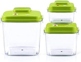 BoîTe De Rangement Pour La Cuisine Contenant En Plastique Transparent - Protection InstantanéE Contre La Chaleur Et Le Fro...