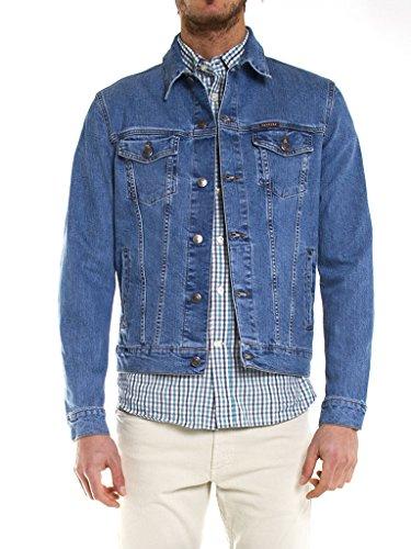 Carrera Jeans - Giubbino Jeans per uomo, tessuto elasticizzato IT XXXL