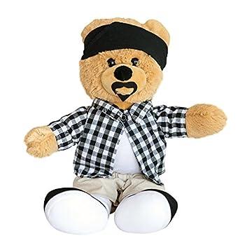 Hollabears 16  Cholo Teddy Bear Plush Extra Large