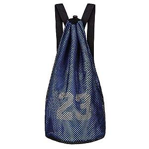 51s58bWo4tL. SS300  - Alixin - Bolsa de baloncesto nº 23 mochila para gimnasio, deporte, viaje, mochila escolar con bolsillo grande con cremallera para adolescentes y adultos