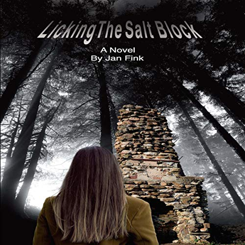 Licking the Salt Block audiobook cover art