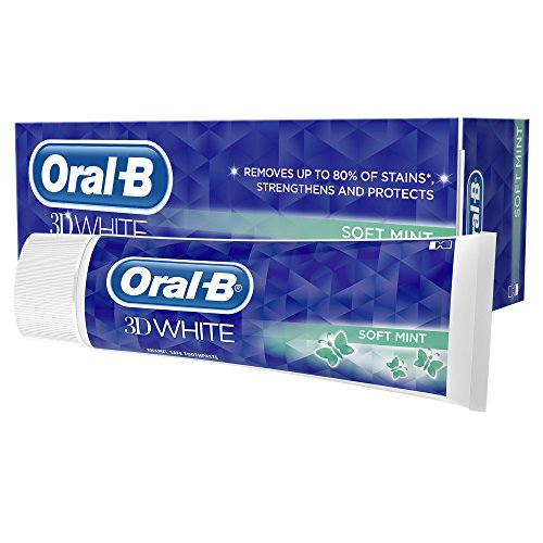 Oral-B 3D - White Soft Mint Toothpaste (Wsl), 75 ml