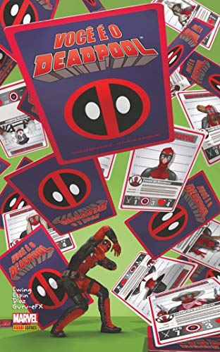 Você É O Deadpool: Capa Dura