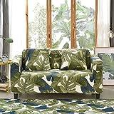 WXQY Funda de sofá Moderna pasada de Moda Funda de sofá elástica Funda de sofá combinación de Silla sofá de Sala de Estar Funda Protectora Antideslizante A2 1 Plaza