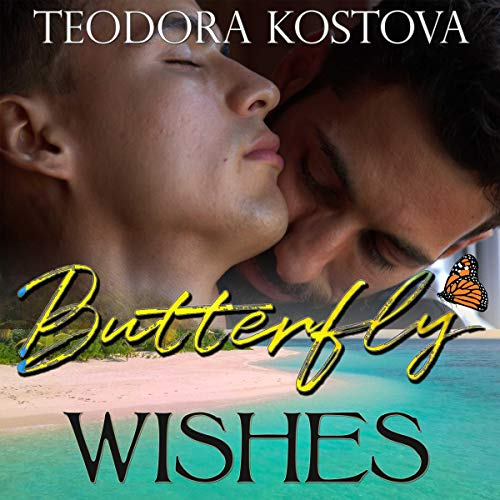Butterfly Wishes audiobook cover art