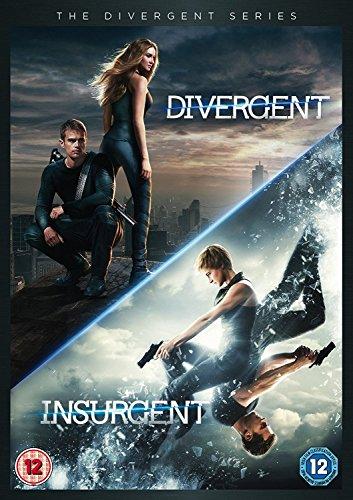 Divergent / Insurgent (2 Dvd) [Edizione: Regno Unito] [Edizione: Regno Unito]