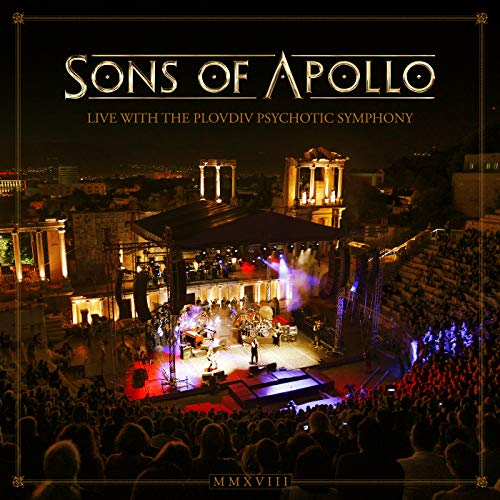 Live With The Plovdiv Psychotic Symphony [Explicit]