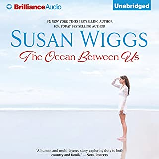 The Ocean Between Us                   By:                                                                                                                                 Susan Wiggs                               Narrated by:                                                                                                                                 Joyce Bean                      Length: 12 hrs and 57 mins     103 ratings     Overall 4.3