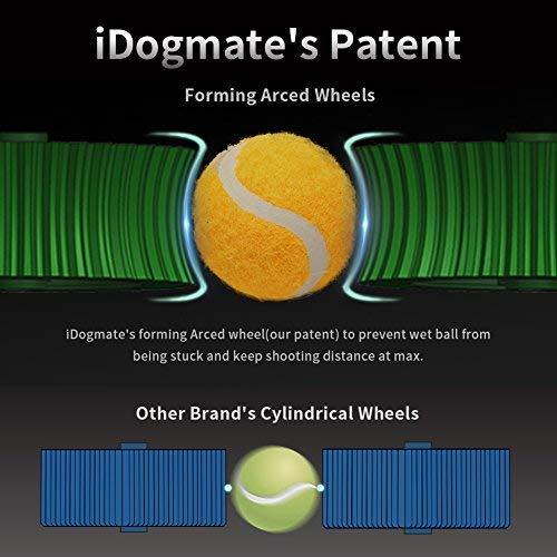 IDOGMATE Interactive Ball Launchers
