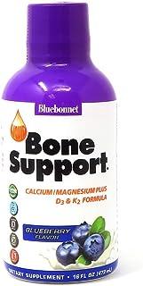 Bluebonnet Nutrition, Bone Support Formula Liquid, 16 Fl Oz