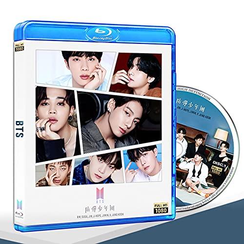 BTS dvd bts blu-ray 2020年人気新曲MVビデオコレクション btsブルーレイ 2枚のディスク