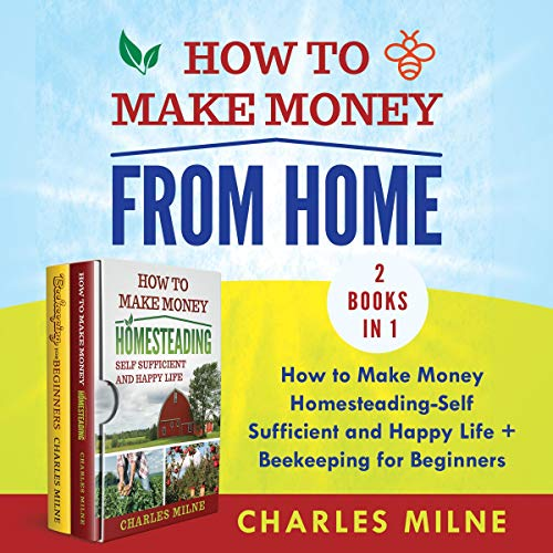 How to Make Money from Home cover art