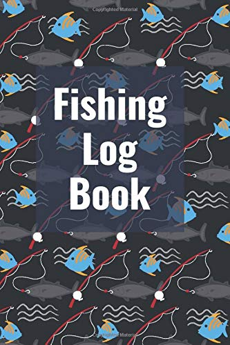 Fishing Log Book: Diary Journal for Fisherman A5 Size (Useful Journals)