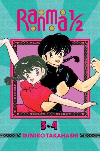 Ranma 1/2 (2-in-1 Edition) Volume 2