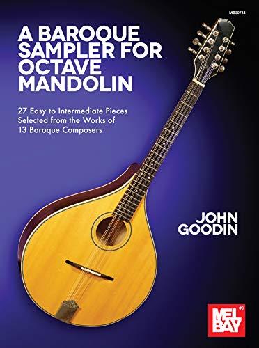 A Baroque Sampler for Octave Mandolin: 27 Easy to