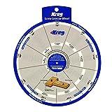 KREG Screw Selector Wheel