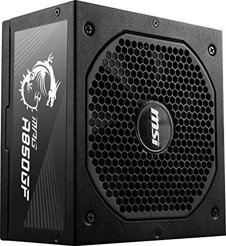 MSI MPG A850GF PC電源ユニット 850W 80PLUS Gold PS1025