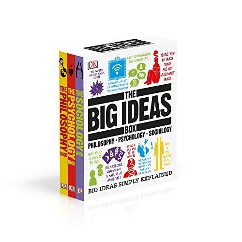 The Big Ideas Box: 3 Book Set