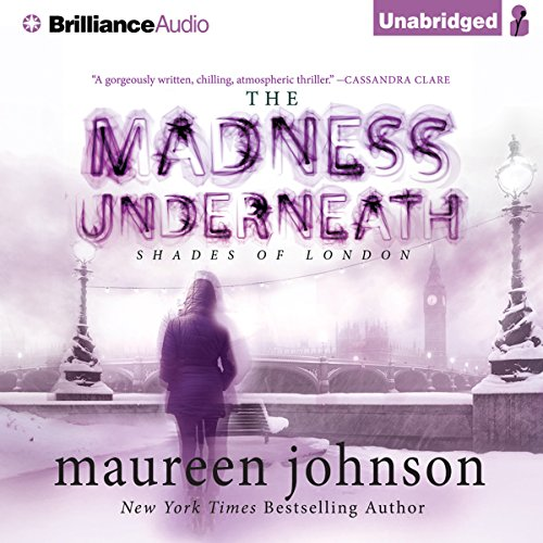 Couverture de The Madness Underneath