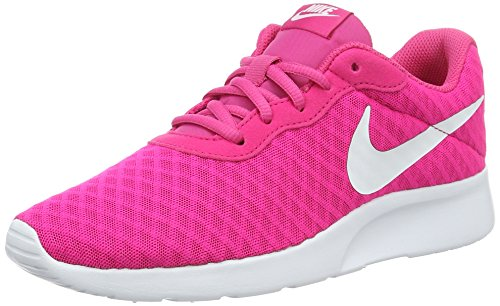 Nike 844908, Scarpe da Ginnastica Basse Donna, Multicolore (Rosa/Bianco/Agosto), 41 EU