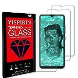 YISPIRIN [3 pezzi] Cristal Templado para OUKITEL C19, Dureza 9H, Anti - arañazos Anti-Rasguño,Fácil de instalar, Vidrio Templado Protector de Pantalla para OUKITEL C19