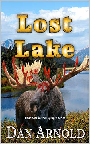 Lost Lake: Book One in the Flying V series (English Edition)