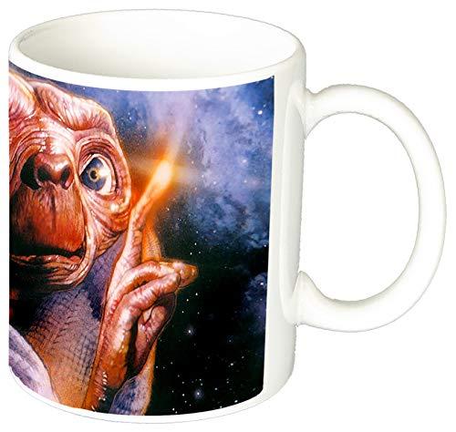 MasTazas E.T. El Extraterrestre ET The Extra-Terrestrial B Taza Ceramica 11 oz ≈ 325 ml